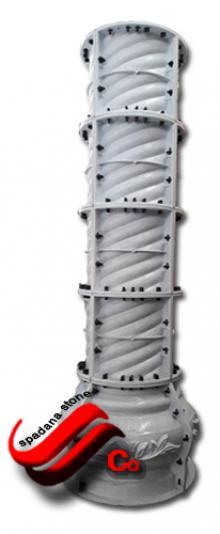 ستون وسرستون (قطر داخلی 35 ، ارتفاع دلخواه)