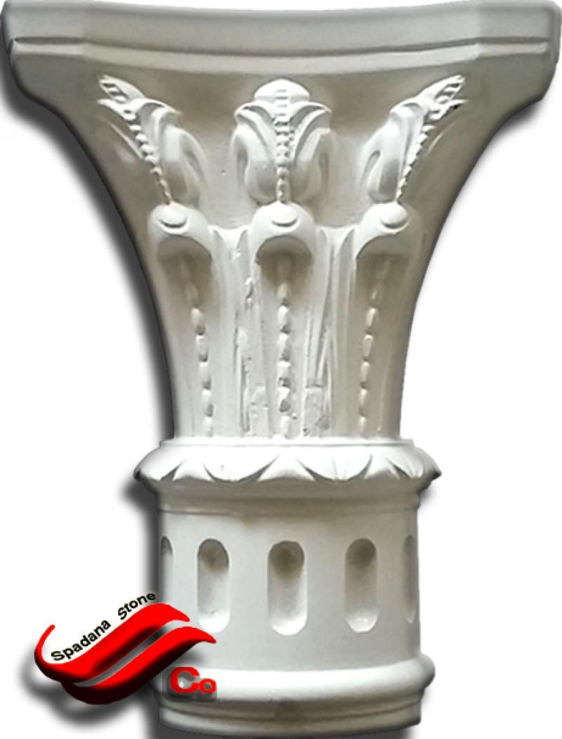 سر ستون نمای رومی سیمانی 3